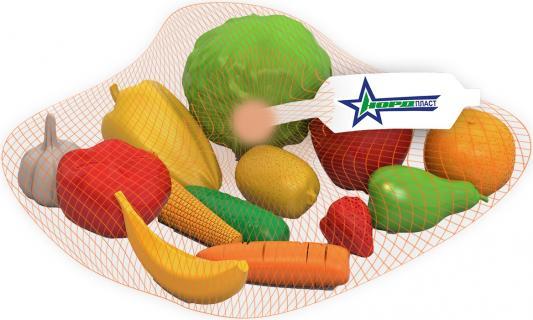 Набор Нордпласт Фрукты, овощи 13 предметов 437 набор нордпласт фрукты овощи 13 предметов 437