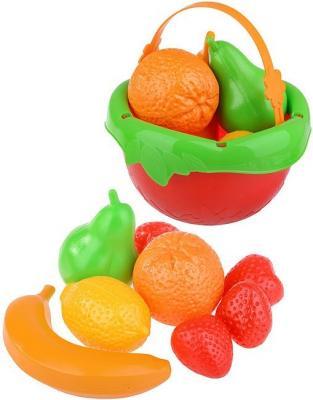Набор фруктов Нордпласт Фрукты в ведерке 441 в ассортименте