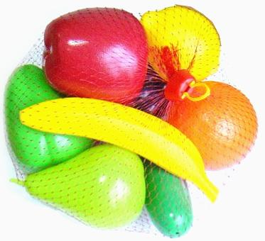 """Набор фруктов и овощей Совтехстром """"Фрукты и овощи"""" У748"""