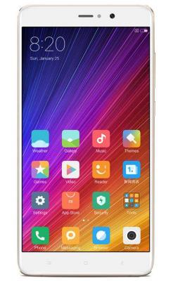 Смартфон Xiaomi Mi5S Plus золотистый 5.7 64 Гб LTE Wi-Fi GPS 3G MI5SPL64GBGL мобильный телефон xiaomi mi5s plus 64 gb серебристый