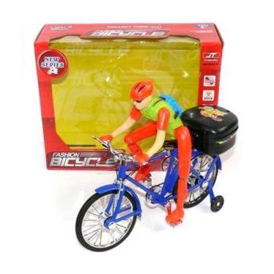 Велосипедист эл. Shantou Gepai свет, звук