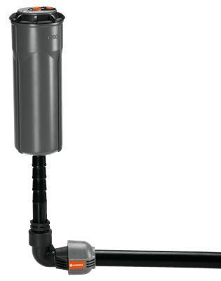 Удлинитель дождевателя Gardena 02743-20.000.00 таймер подачи воды gardena multicontrol duo 01874 29 000 00
