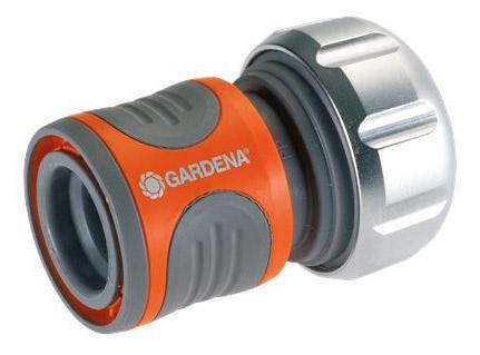 Коннектор Gardena Premium 3/4 08167-20.000.00 универсальный коннектор gardena premium 3 4 08169 20 000 00