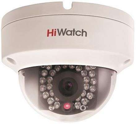 Камера IP Hikvision DS-I122 CMOS 1/3 2.8 мм 1280 x 960 H.264 MJPEG RJ-45 PoE белый 940 0 3 mp 1 3 cmos network ip camera w 2 0 lcd time display black 1 x 18650