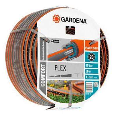 Шланг Gardena Flex 1/2 50м 18039-22.000.00 шланг gardena flex 1 2 50м 18039 22 000 00