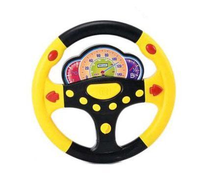 Интерактивная игрушка Shantou Gepai Веселые гонки 0582-6 от 3 лет в ассортименте