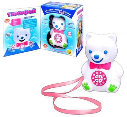 Интерактивная игрушка Shantou Gepai Тимофей от 3 лет разноцветный BA502 платок женский eleganzza цвет светло серый d34 1219 19 размер 110 х 110 см