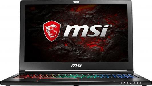 "Ноутбук MSI GS63VR 7RF-409RU Stealth Pro 4K 15.6"" 3840x2160 Intel Core i7-7700HQ 9S7-16K212-409 ноутбук игровой msi gs63vr 7rg 026ru stealth pro"