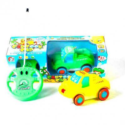 Машинка на радиоуправлении Shantou Gepai Мультмобиль пластик от 3 лет ассортимент 6927079794583