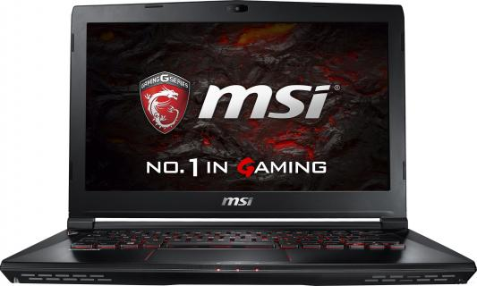 Ноутбук MSI GS43VR 7RE-094RU Phantom Pro 14 1920x1080 Intel Core i5-7300HQ 9S7-14A332-094 ноутбук msi phantom pro 094ru gs43vr 7re core i5 7300hq 2 5ghz 14 16gb 1tb gtx1060 w10h64 9s7 14a332 094