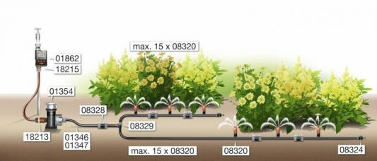 цена на Мастер-блок Gardena 2000 01354-20.000.00