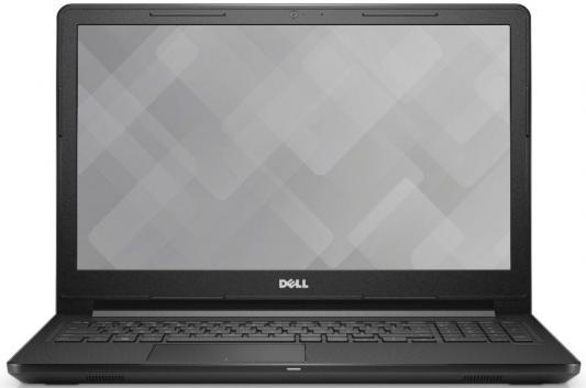 Ноутбук DELL Vostro 3568 15.6 1366x768 Intel Core i3-6006U 3568-9378 ноутбук dell vostro 3568 core i3 6006u 2ghz 15 6 4gb 500gb dvd hd graphics 520 w10pro64 black 3568 9378
