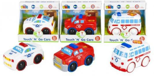 Машина Shantou Gepai Touch And Go в ассортименте 15 см