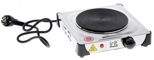 Электроплитка Irit IR-8201 серебристый недорго, оригинальная цена