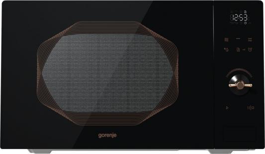 СВЧ Gorenje MO25INB 900 Вт чёрный