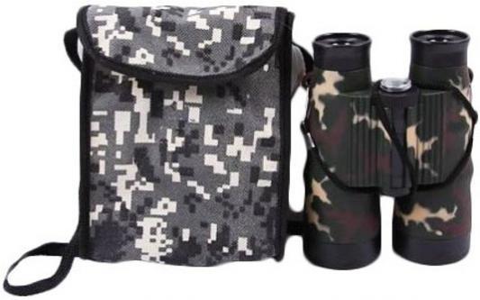Бинокль Shantou Gepai Бинокль камуфляжный в сумке