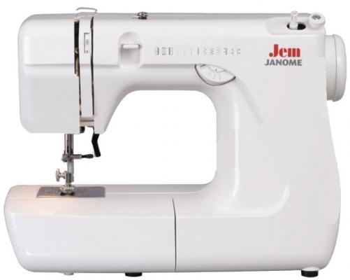 Швейная машина Janome Jem белый швейная машина vlk napoli 2400