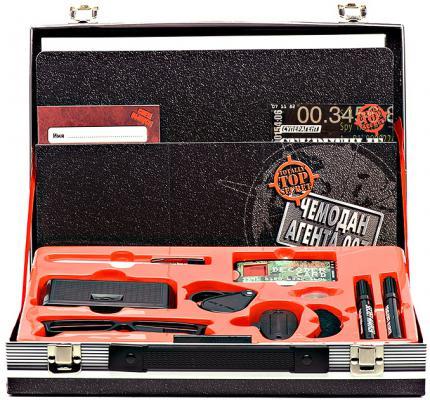 Купить Игровой набор FANTASTIC Чемодан агента 007 13 предметов, Игровые наборы Игры в шпиона