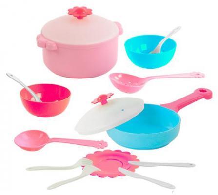 Набор посуды Mary Poppins Зайка 39325 игра mary poppins набор готовки зайка 453071