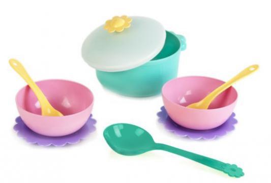 Купить Набор посуды Mary Poppins Бабочка 39321, разноцветный, Игрушечная посуда