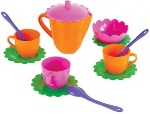Чайный набор Mary Poppins Цветок, 13 предметов 39326 чайный набор mary poppins бабочка  16 предметов 39318