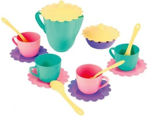 Чайный набор Mary Poppins Бабочка, 16 предметов 39318 набор посуды mary poppins бабочка 13 предметов фарфоровая 453014