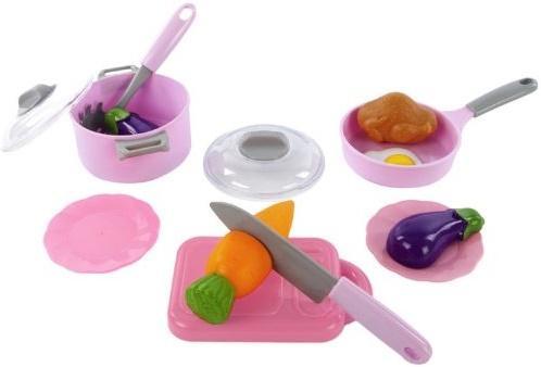 Набор посуды Mary Poppins Учимся готовить 453033 книги эксмо учимся готовить быстрые пироги и другую выпечку