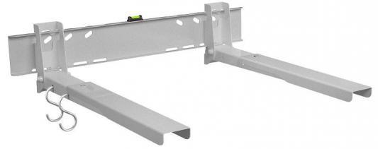 Кронштейн для СВЧ-печей Holder MWS-U006-S серебристый max 60 кг настенный от стены 230 мм