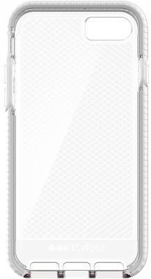 Чехол Tech21 Evo Check T21-5330 для iPhone 7 белый прозрачный чехол для iphone tech21 t21 5157 clear white