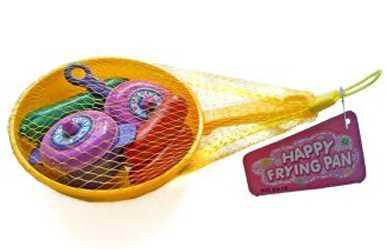 Набор посуды Shantou Gepai Посуда с продуктами в сковороде Y15223118 цена