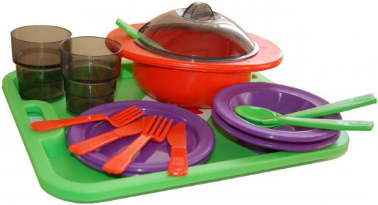 Набор посуды Огонек Столовый С-283 набор продуктов огонек продукты с 885
