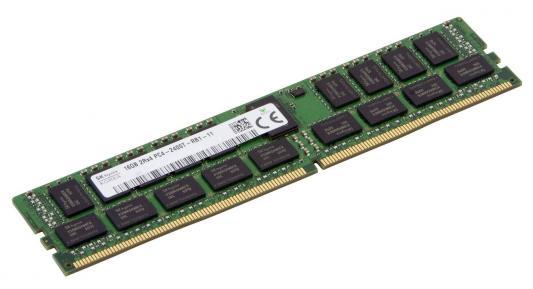 Оперативная память 16Gb PC4-19200 2400MHz DDR4 DIMM Hynix H5AN8G8NMFR-UHC/16 оперативная память hynix hmt451u6dfr8a pbn0
