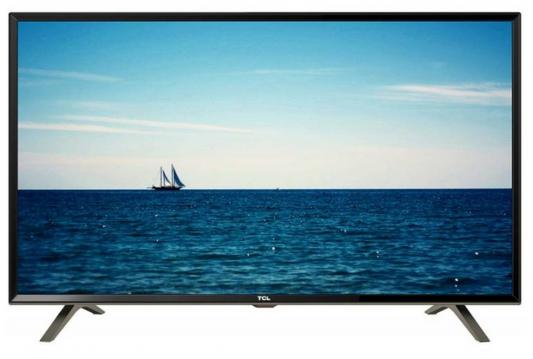 Телевизор LED TCL 48 LED48D2700 Slim Design черный/FULL HD/60Hz/DVB-T/DVB-T2/DVB-C/USB/WiFi/Smart TV (RUS) led телевизор samsung ua48ju6800jxxz 48 4k wifi led
