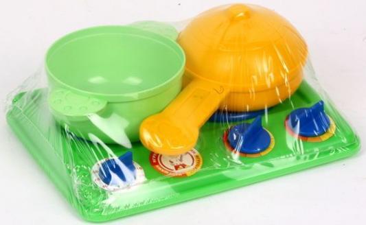 Набор посуды Игрушкин с плитой коктейльное платье с драпировкой bebe платья и сарафаны коктейльные