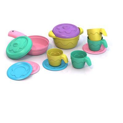 Набор посуды ШКОДА ШКД05 ролевые игры шкода набор 2