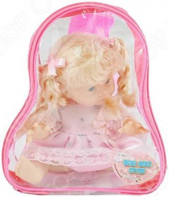 Кукла Shantou Gepai 20 см в рюкзачке