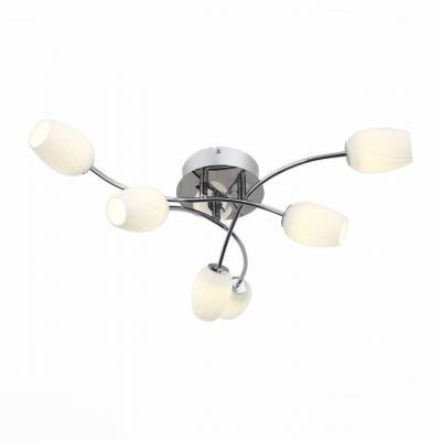 Купить Потолочная светодиодная люстра ST Luce Luna SL478.102.06