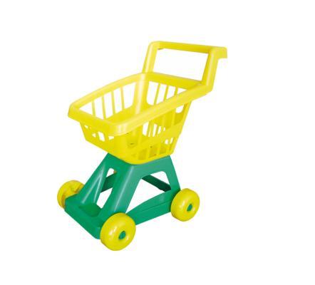 купить Тележка Совтехстром Тележка для супермаркета 4607056794677 по цене 355 рублей