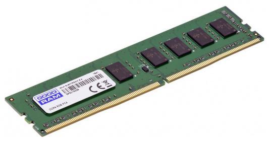 Оперативная память 8Gb PC4-19200 2400MHz DDR4 DIMM GoodRAM CL17 GR2400D464L17S/8G цена