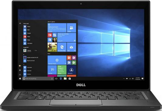 Ноутбук DELL Latitude 7280 (7280-9255) ноутбук dell latitude 7280 12 5 1366x768 intel core i5 6200u 7280 7898