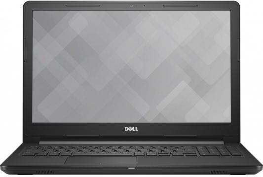 Ноутбук DELL Vostro 3568 (3568-9385) ноутбук dell vostro 3568 15 6 intel core i3 6006u 2 0ггц 4гб 1000гб amd radeon r5 m420x 2048 мб dvd rw windows 10 professional 3568 9385 черный