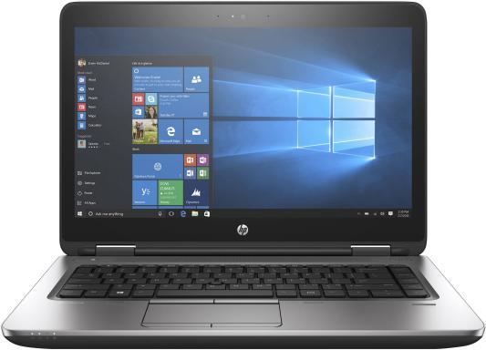 Ультрабук HP Probook 640 G3 14 1366x768 Intel Core i3-7100U Z2W27EA ультрабук hp probook 640 y3b11ea y3b11ea