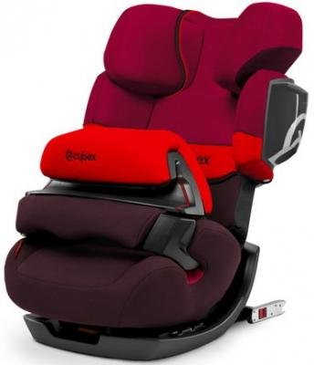 Автокресло Cybex Pallas 2-Fix (rumba red) автокресло cybex pallas 2 fix moon blue 4058511026312