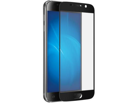 цена на Защитное стекло DF sColor-05 для Samsung Galaxy S7 3D с рамкой черный