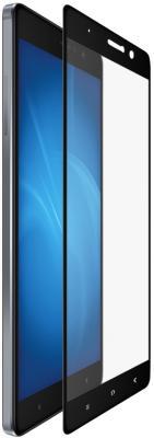 Защитное стекло DF xiColor-07 для Xiaomi Mi 5s Plus с рамкой черный