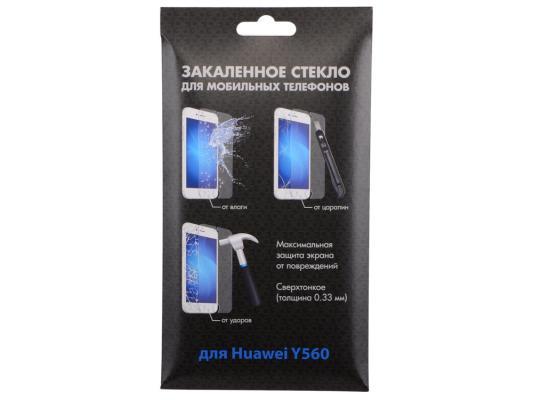 Защитное стекло DF hwSteel-24 для Huawei Y560 цена