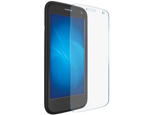 Защитное стекло DF zSteel-02 для ZTE Blade Q lux 3G/4G