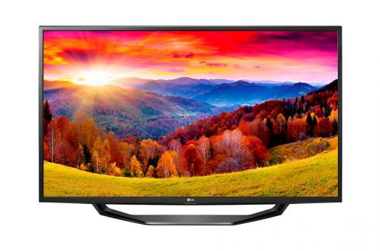 Телевизор LG 49LH510V черный