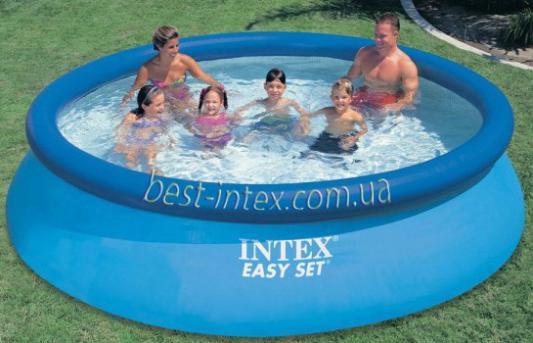 Каркасный бассейн INTEX Easy Set 366х76 см
