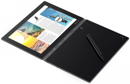 Планшет Lenovo Yoga Book YB1-X90L 10. 64Gb серый Wi-Fi Bluetooth 3G  Android ZA0W0051RU